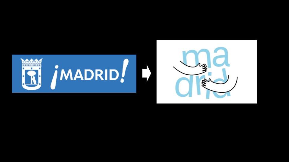 Nuevo logo Madrid