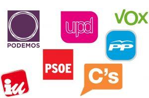 Logos en política