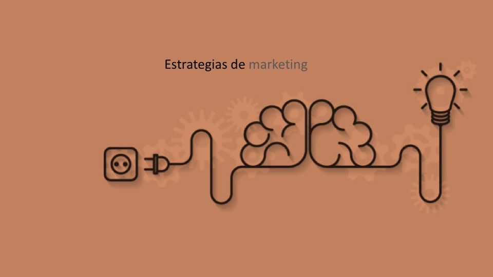 Diferentes estrategias de marketing