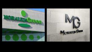 Cambio de identidad visual Moraleja Green