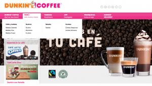 Oferta Dunkin Coffee